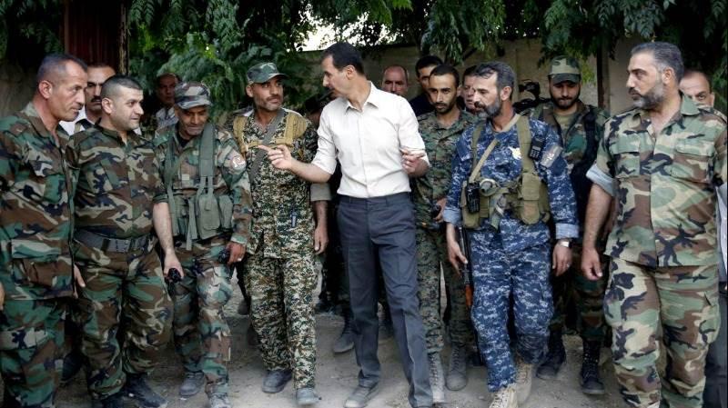 Syrian army breaks three-year siege of Deir ez-Zor
