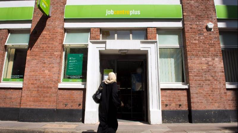UK unemployment rate falls to 4.3% in July