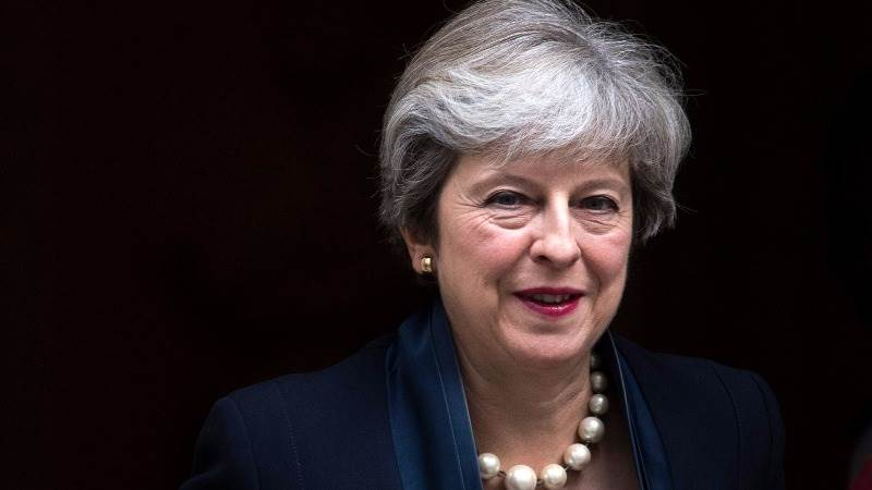 UK's May pledges £25 mln for Hurricane Irma relief