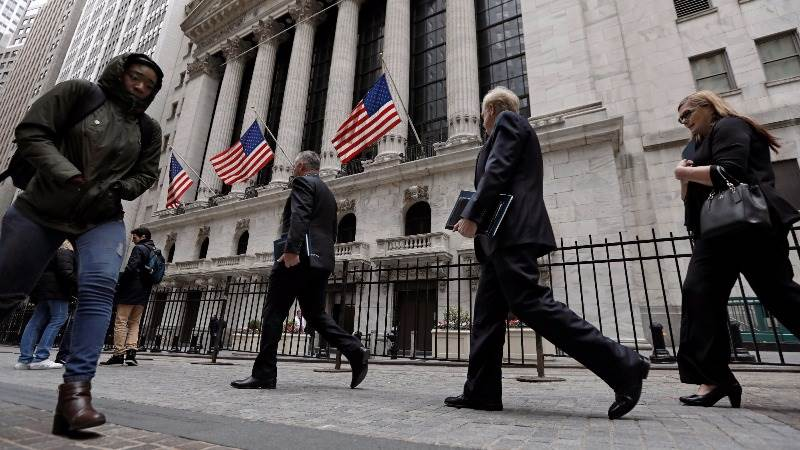 US stocks open lower as momentum fades
