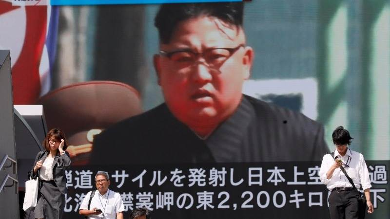 Kim: Pyongyang to set equilibrium with US