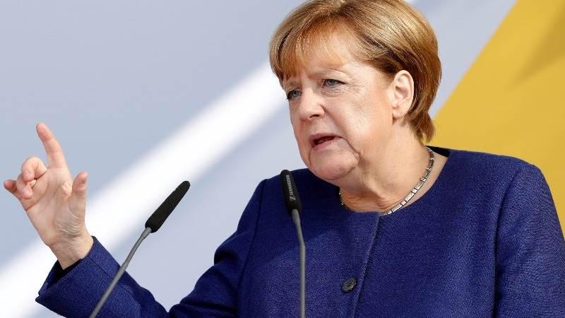 Merkel wants to reduce Turkey economic ties over arrests
