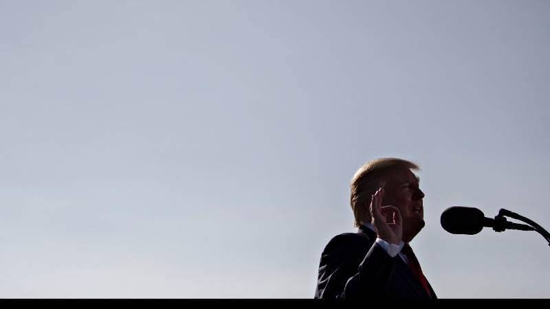 Trump supports Strange's Senate run