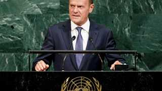 Tusk calls for unity against terrorism, refugee crisis