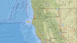 N.California hit by 5.8 magnitude earthquake