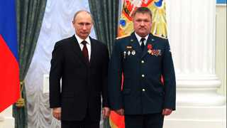 Russia blames US for death of general in Syria