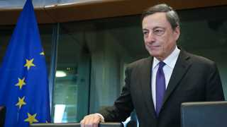 Cybercurrencies bring cyberrisk, Draghi says