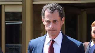Ex-rep. Anthony Weiner to serve 21 months in jail