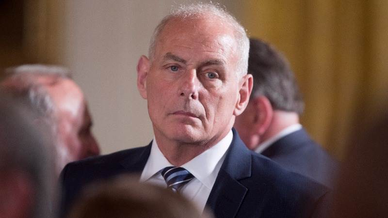 Kelly: Trump would like world without nuclear weapons