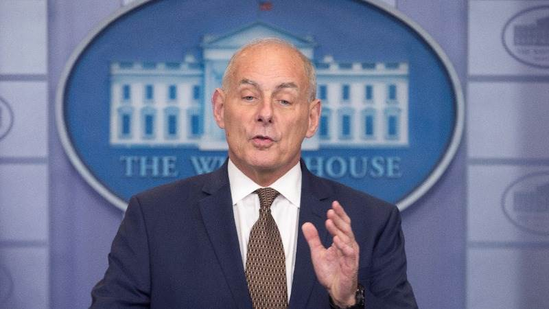 Kelly: Trump frustrated by media, slow Congress work