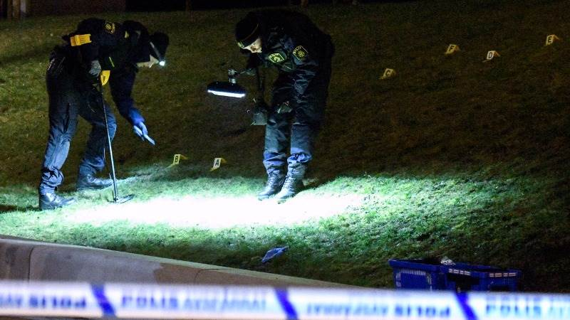 Police: Shooting in Sweden not terrorism