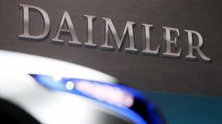 Daimler reports decline in net profit to €2.3bn