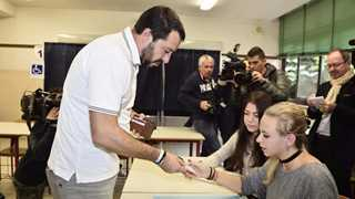 Italian region autonomists claim referendum win