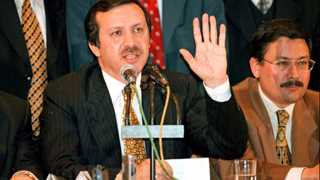 Ankara mayor quits as Erdogan shakes up party