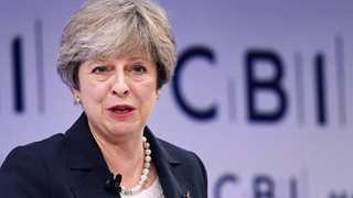 Pound drops on turmoil in Downing Street