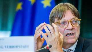 EU's  Verhofstadt calls for legal text on Brexit