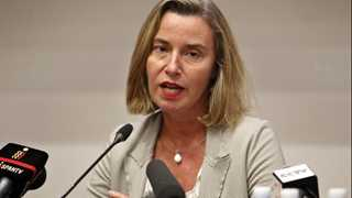 Mogherini: Iran nuclear deal is working