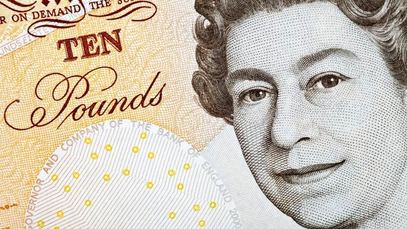 Pound hits highest level against dollar since Brexit
