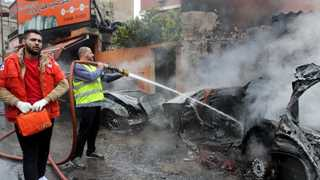 Hamas official injured in Lebanon car bomb attack