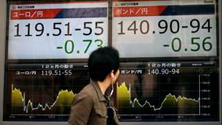 Asian markets lower as Wall Street ends in the red
