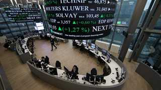 Europe starts higher after record close in US