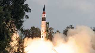 India conducts nuclear-capable ICBM test