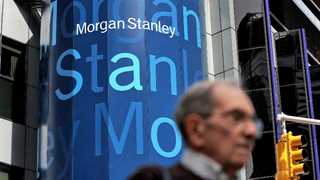 Morgan Stanley posts revenues of $9.5B in Q4