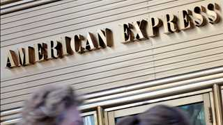 Amex reports loss per share at $1.41 in Q3