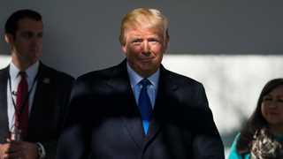 Trump: Progress made on stopgap deal