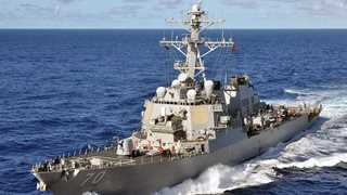 China: US destroyer entered Chinese territorial waters