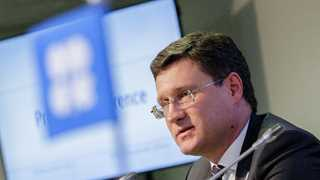 Russia's Novak predicts early oil market stabilization