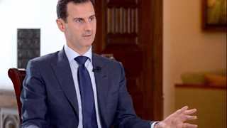 Turkey offensive support for terrorism, Assad says