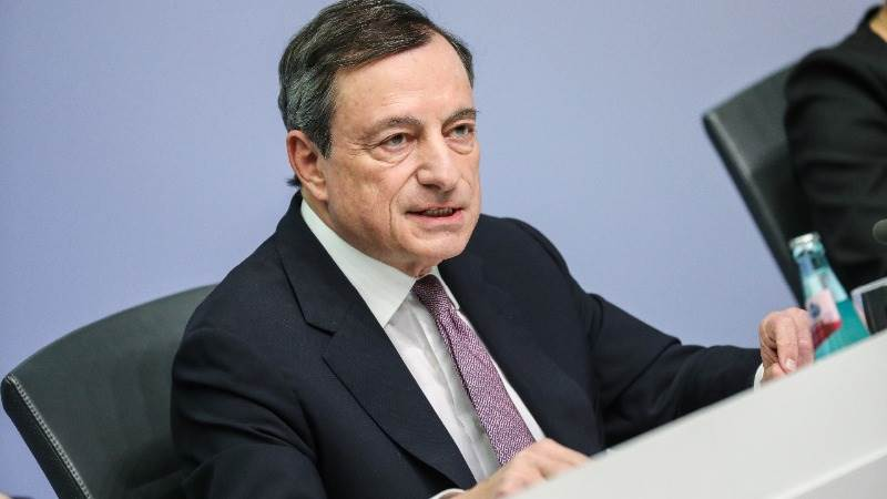 Draghi: Little chance of interest rate hike in 2018