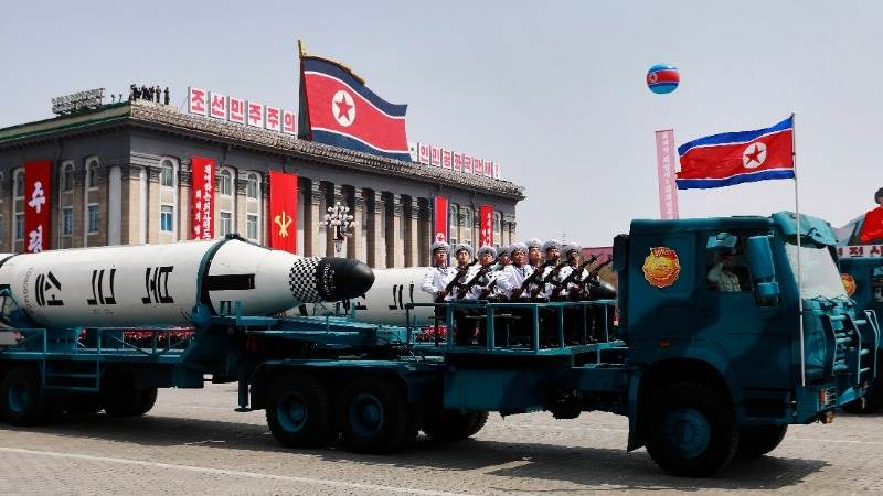 N.Korea to hold military parade before Olympics - report