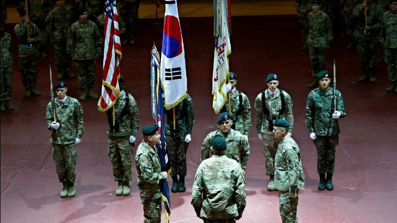 S. Korea, US to resume joint military drills after Olympics