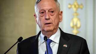 Mattis: N. Korea situation firmly in diplomatic lane