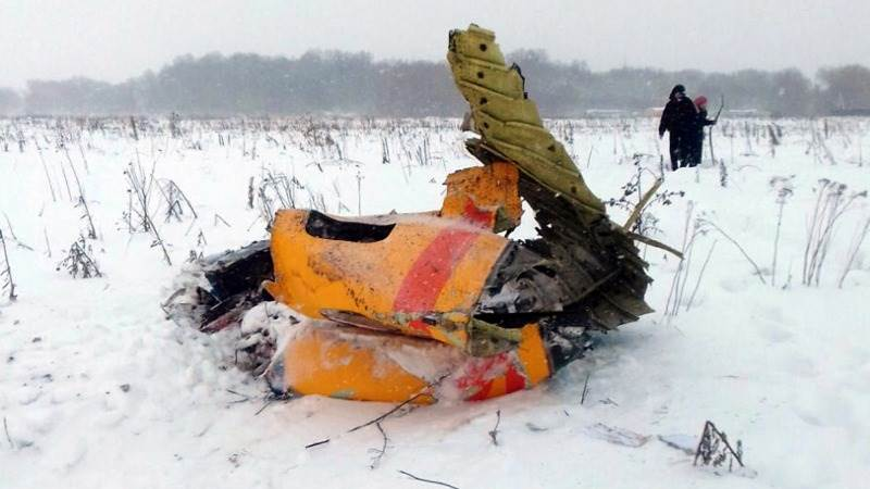 Russian plane crash caused by incorrect speed data - report