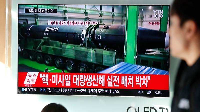 N.Korea most volatile, confrontational nuclear threat to US
