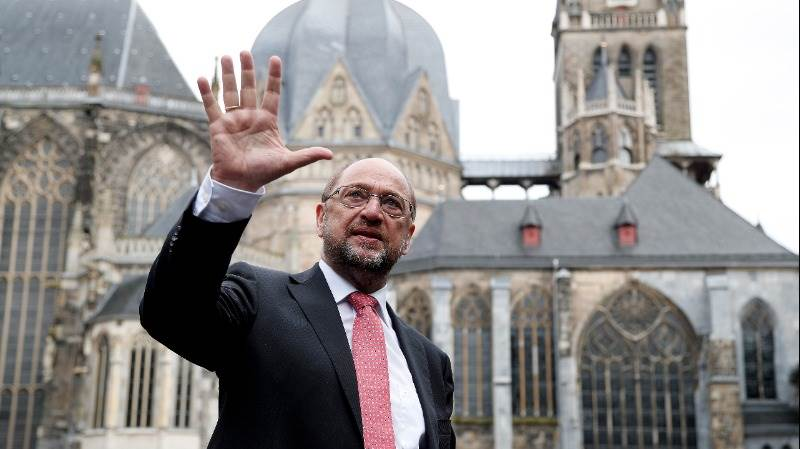 Schulz steps down as SPD leader