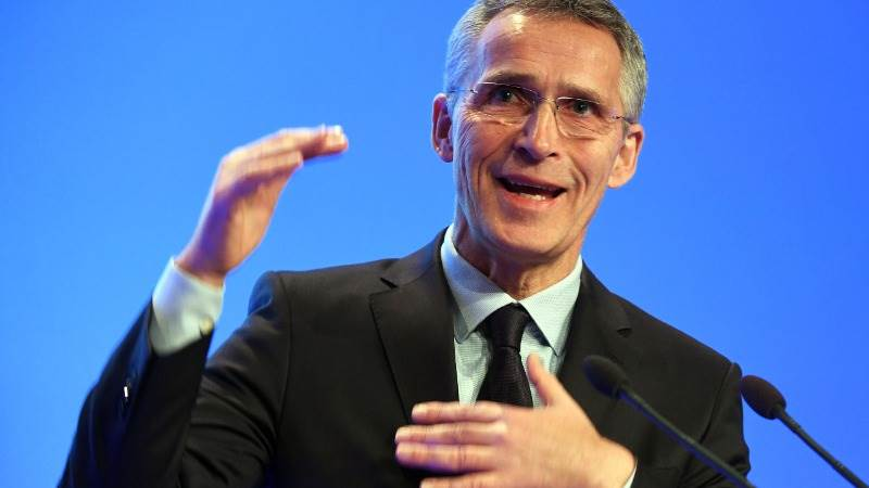 15 NATO allies will meet spending goal - Stoltenberg