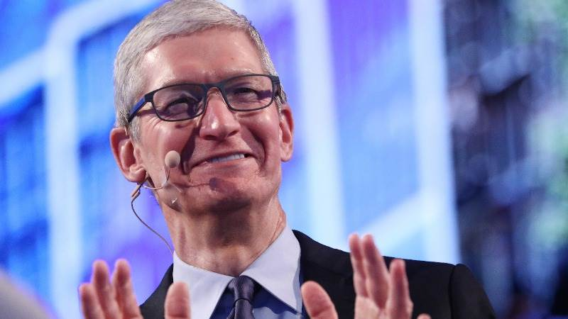 EXCLUSIVE: Cook says Apple wouldn't harm US