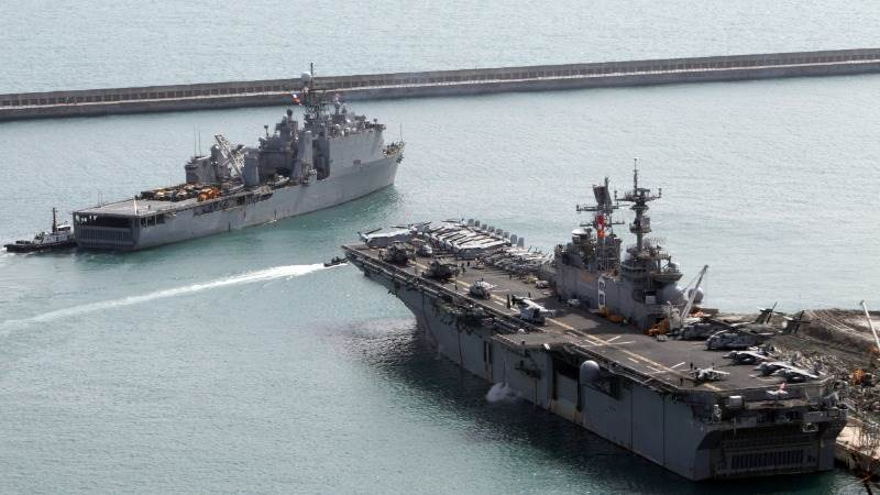 US-S.Korea drills to resume after Olympics - report
