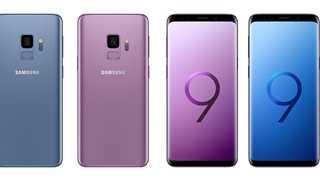 Samsung unveils Galaxy S9 smartphone