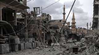 E. Ghouta rebels launch new offensive amid ceasefire - Russia