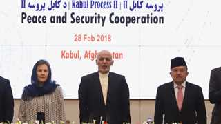 Afghan president proposes ceasefire with Taliban