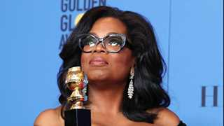 Trump would love to beat Oprah in 2020 election