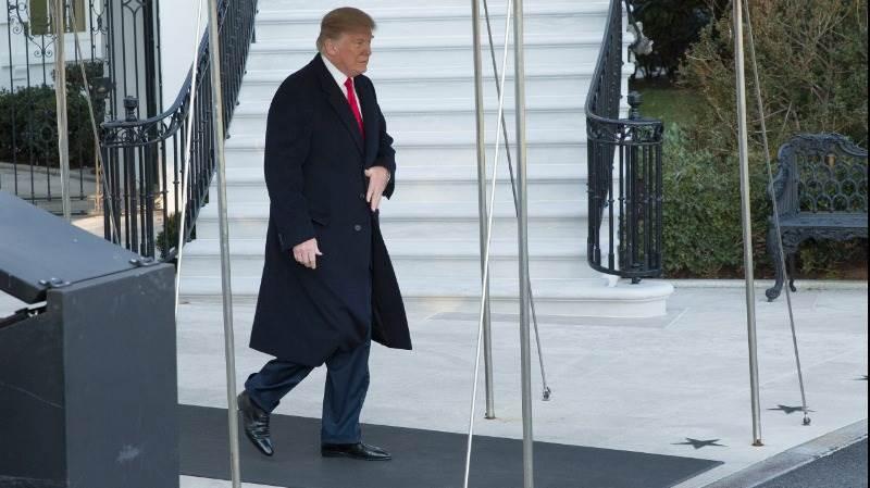 Trump wants cabinet reshuffle ahead of N.Korea talks