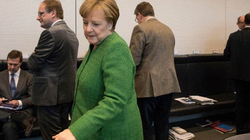 Merkel demands answers from Moscow on Skripal attack
