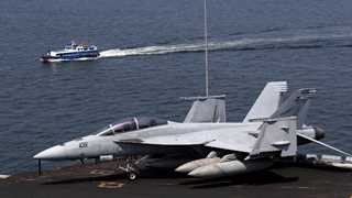 Two Navy pilots die when jet crashes in Key West