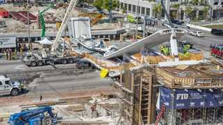 Four dead, 10 injured when Florida bridge collapsed
